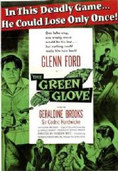 The Green Glove 1952 DVD - Glenn Ford / Geraldine Brooks